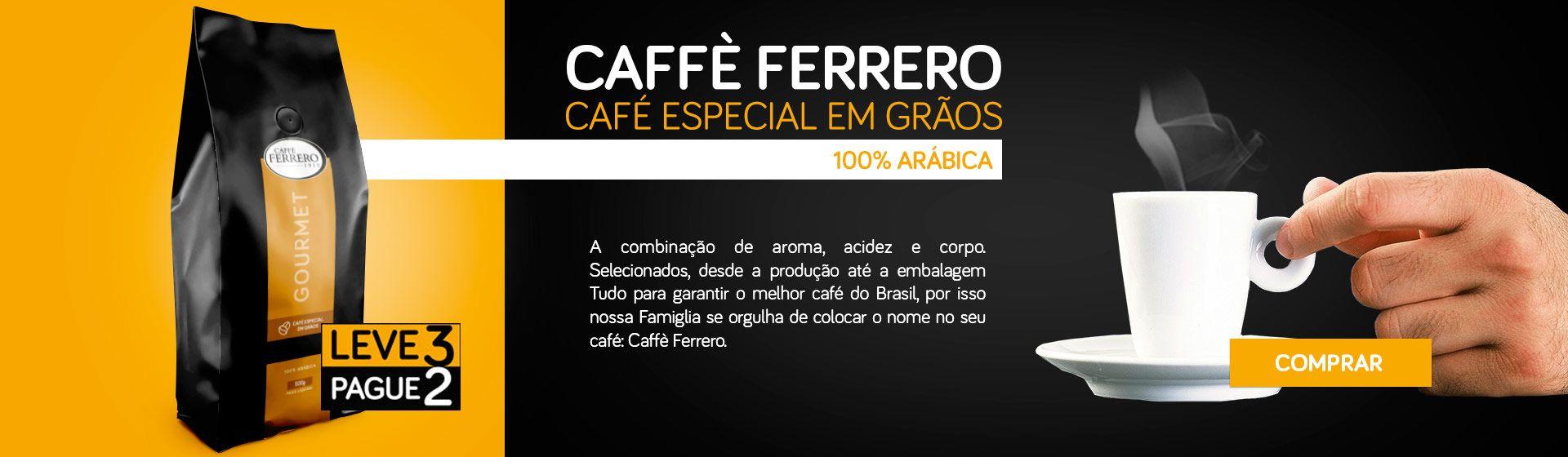 Caffe Ferrero Grãos