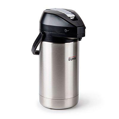 Garrafa Térmica Air Pot BUNN 2,5 lts