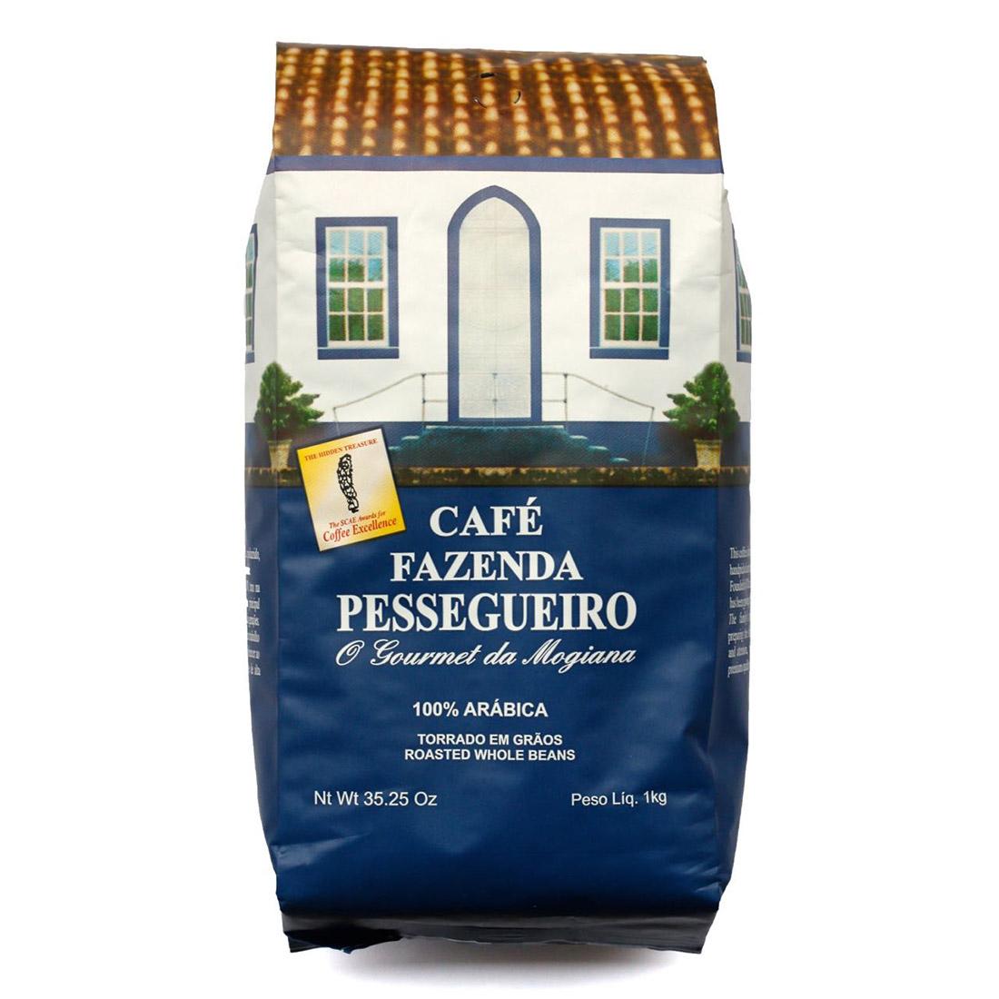 Café em Grãos Gourmet Café Fazenda Pessegueiro 1kg