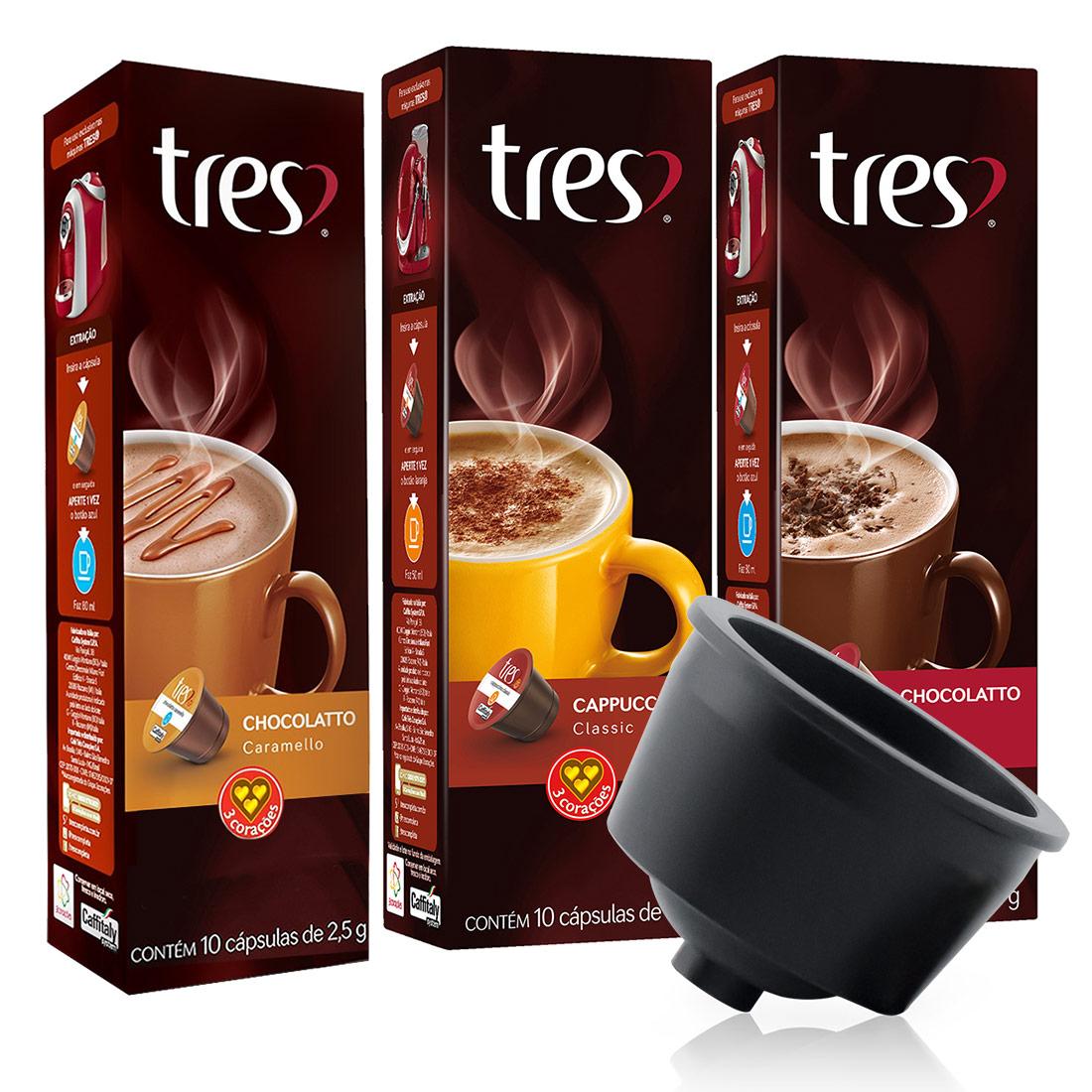 Kit Multicap Café Bebidas Quentes