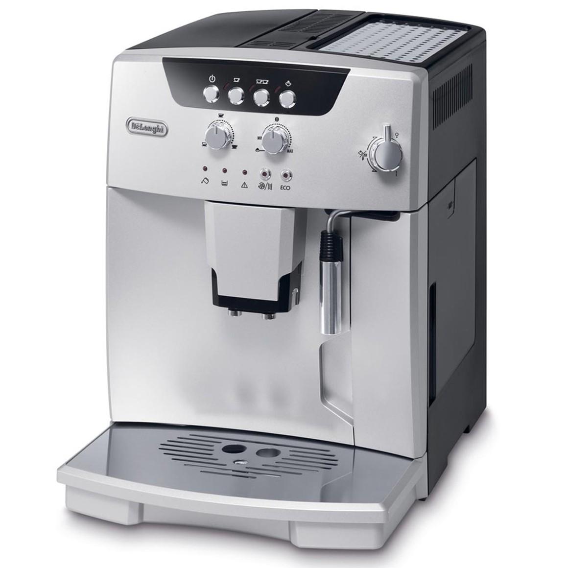 Cafeteira Expresso Delonghi Automática ESAM 04.110 S Magnífica Prata