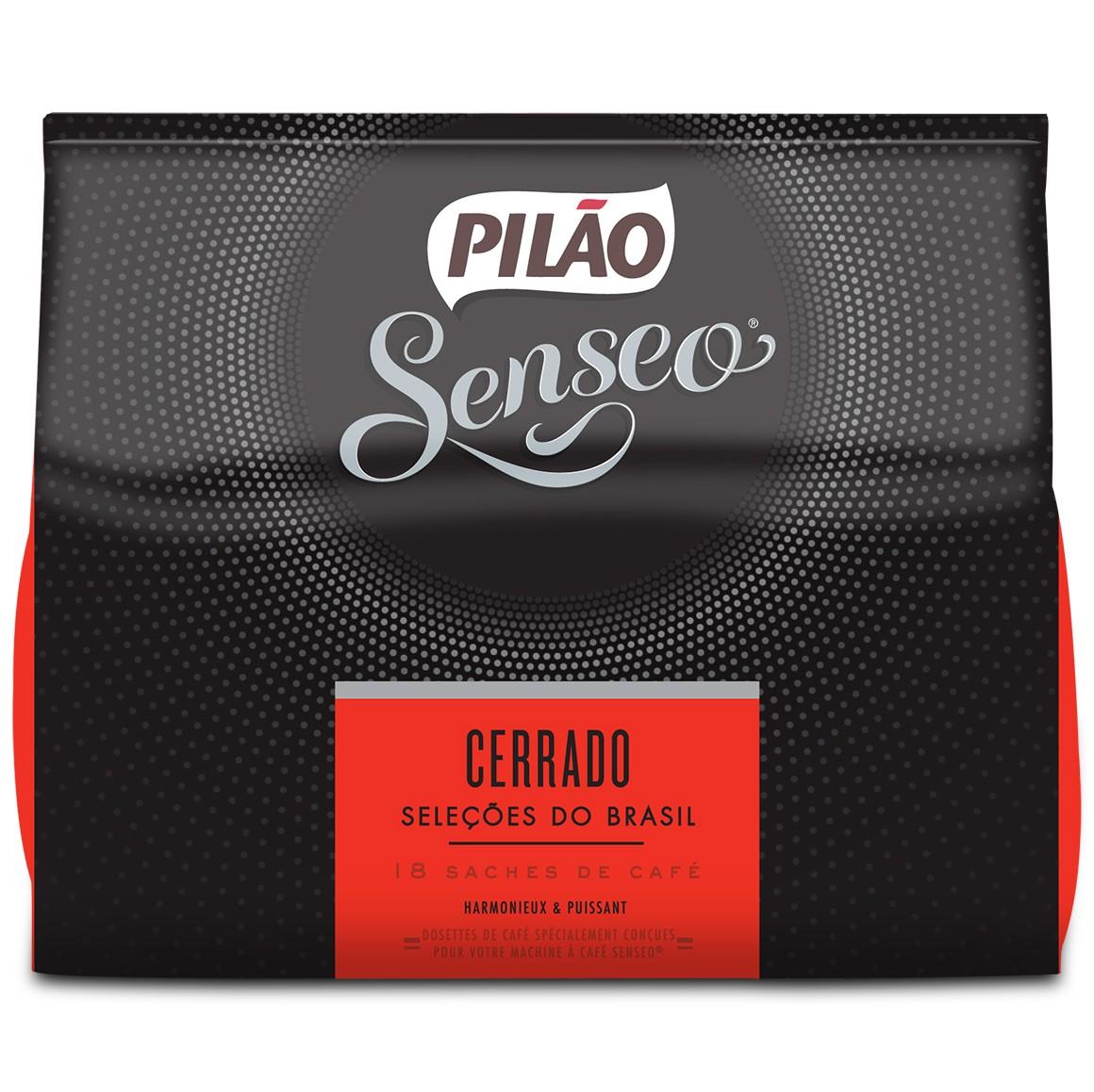 Café Senseo Pilão Cerrado Mineiro 10 und
