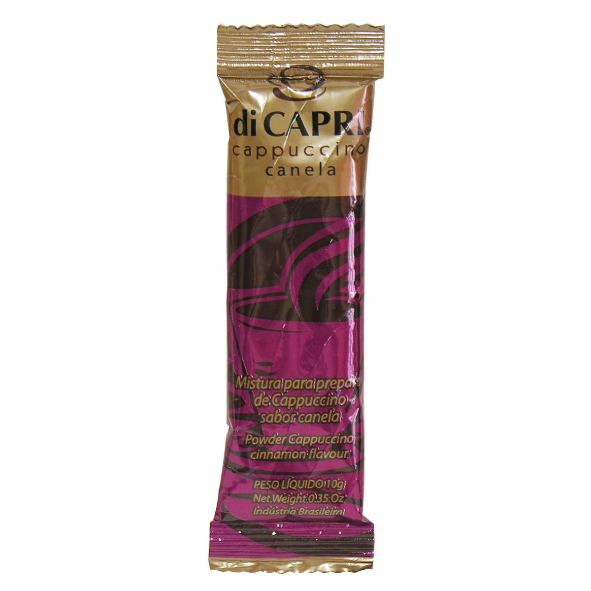 Cappuccino Canela di Capri - 100 unidades