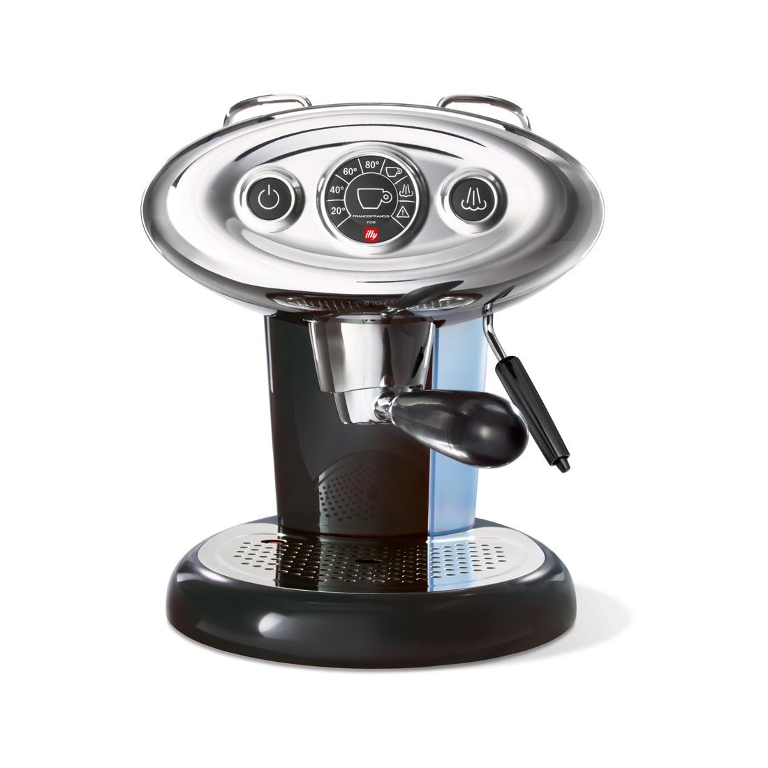Cafeteira Espresso Illy X7.1 Francis Preta
