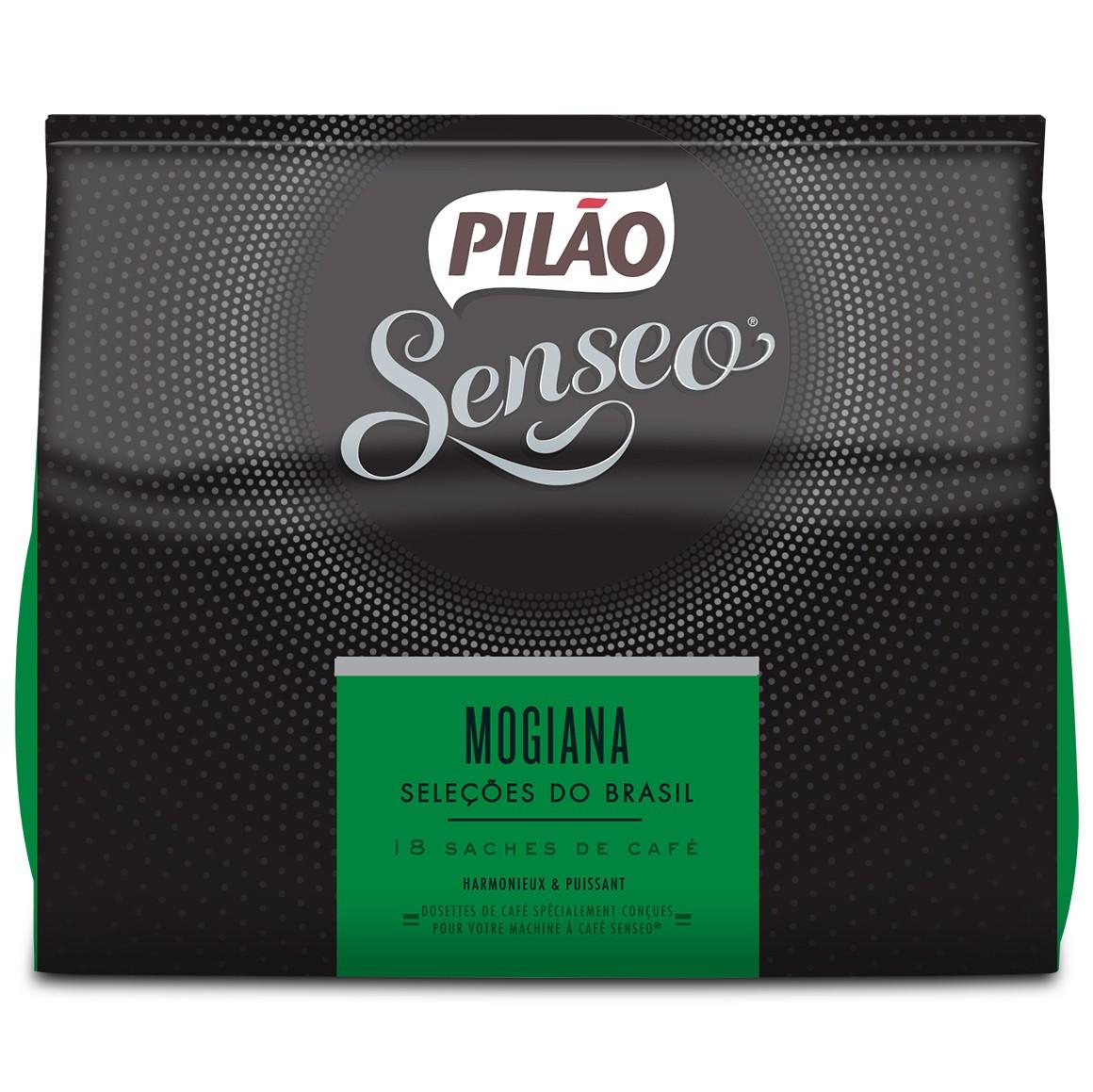 Café Senseo Pilão Mogiana 10 und