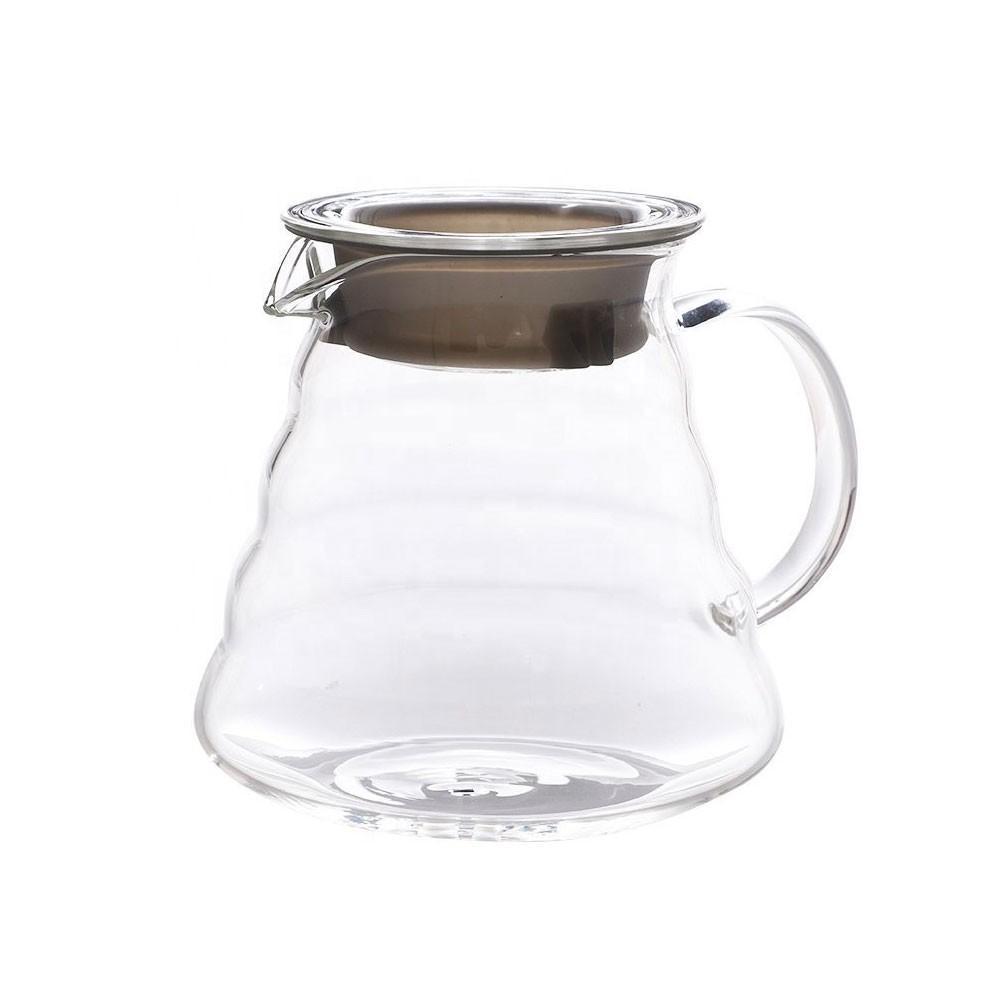 Jarra de vidro para Café 600ml