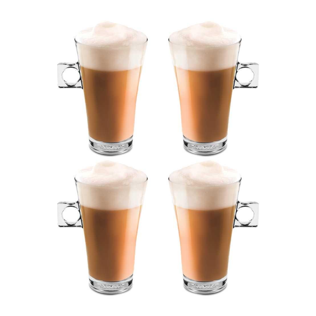 Kit Taças Minhas Bebidas Dolce Gusto- 4 unidades