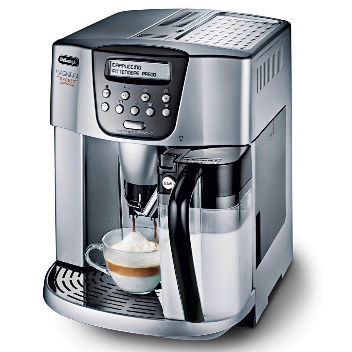 Cafeteira Expresso Automática Magnífica Delonghi ESAM 4500 Cappuccino 110v