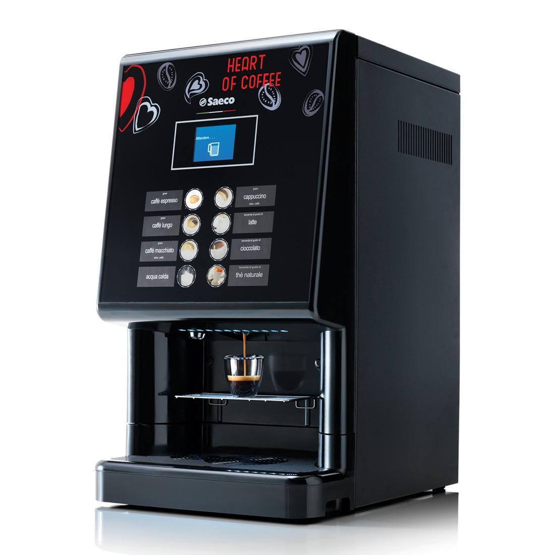 Máquina Vending Saeco Phedra expresso Preto 220v
