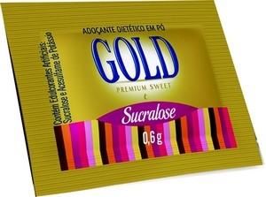 Adoçante Gold Sucralose - 1000 unidades