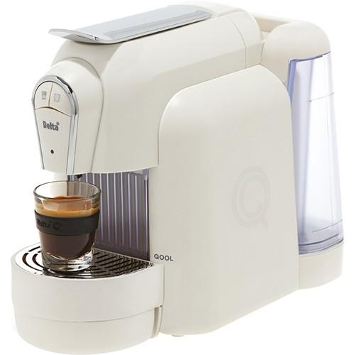 Cafeteira Expresso Automática Qool Delta Q Branca 110v