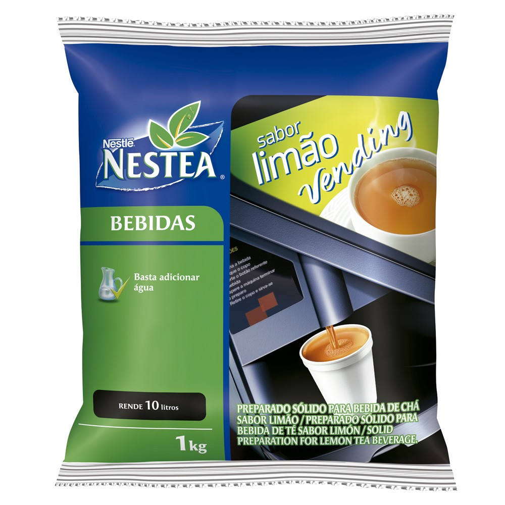 Chá Solúvel Limão Vending Nestlé - 1 kg