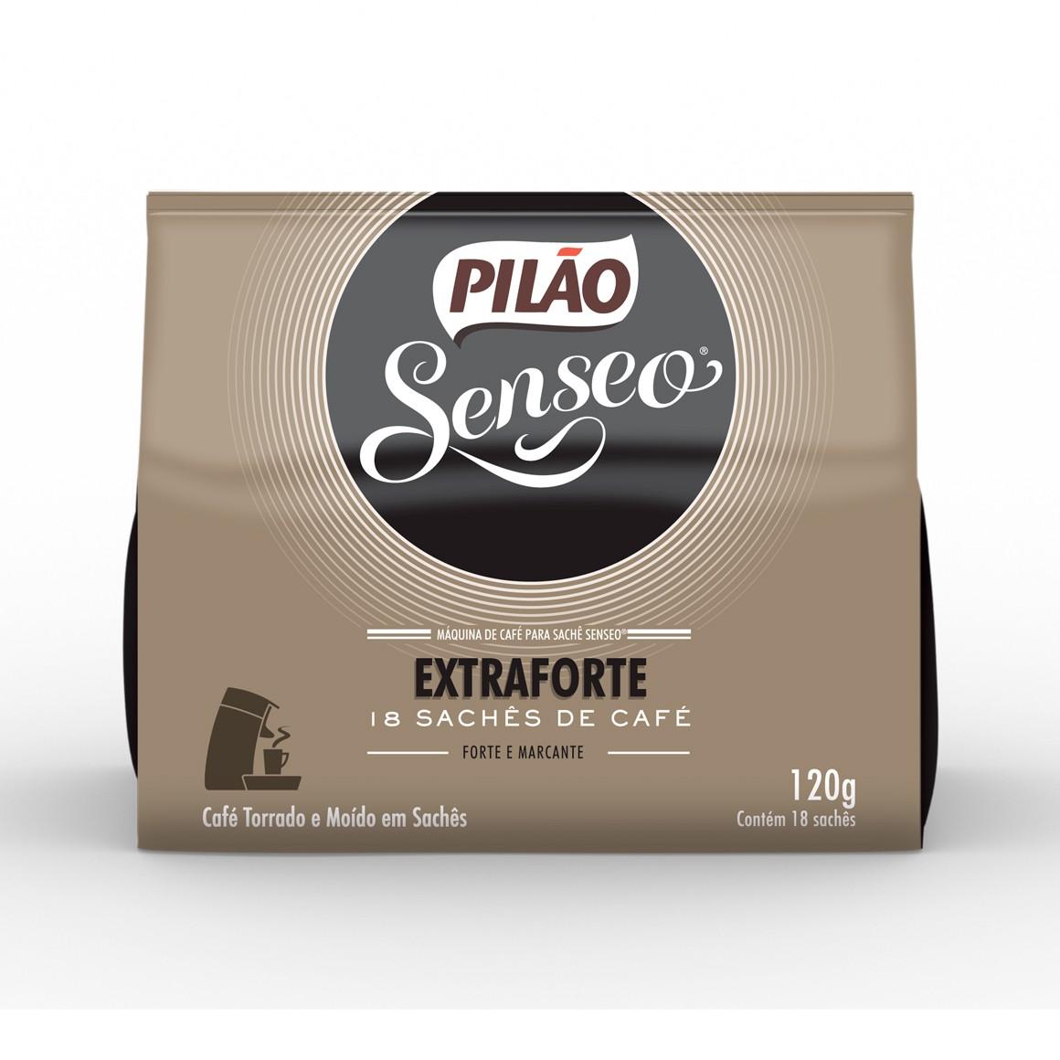 Café Senseo Pilão Extraforte 18 und