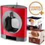 Cafeteira Expresso Dolce Gusto Oblo Vermelha 110v + 32 Cápsulas