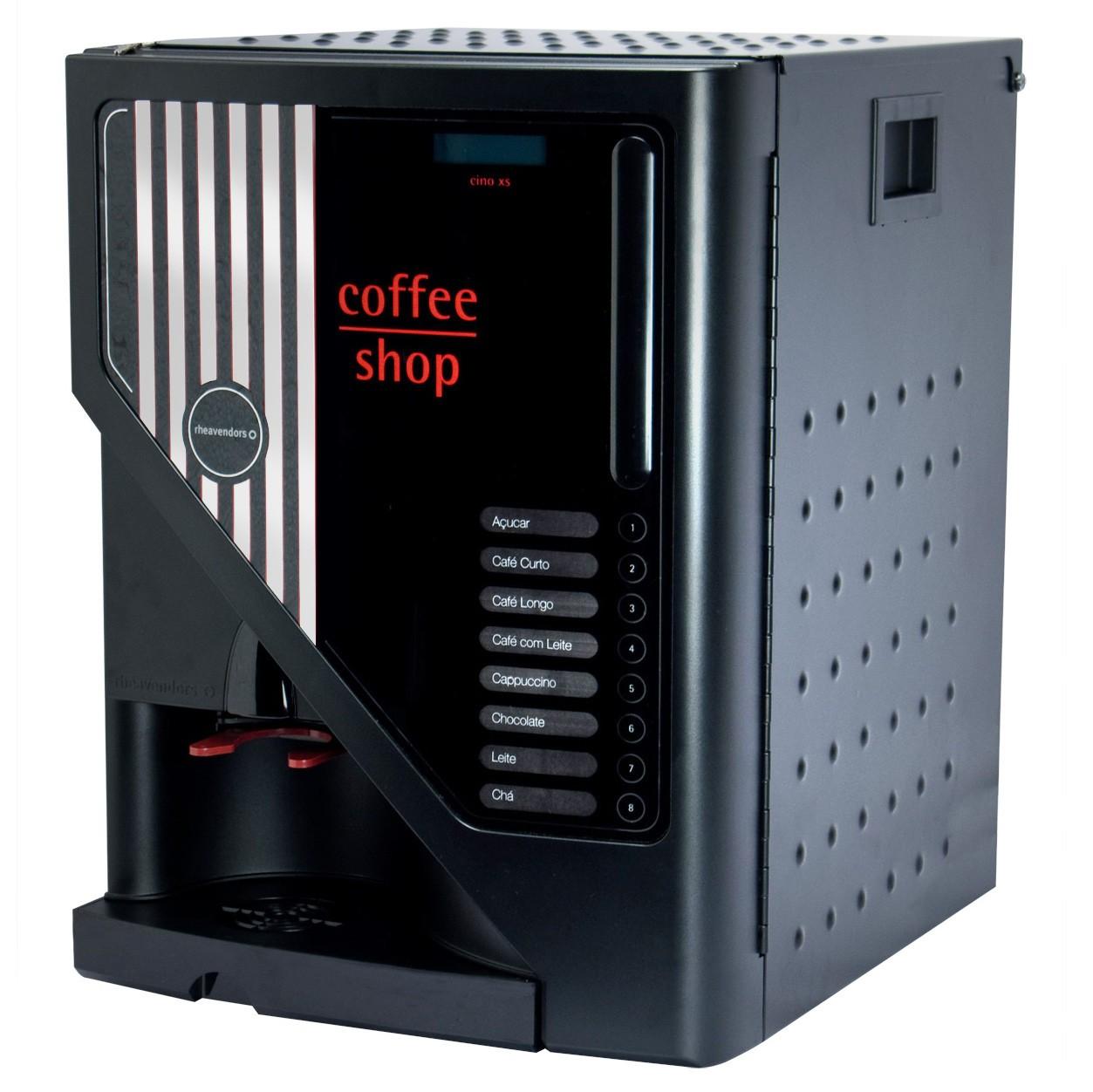 Máquina Vending Solúvel Xs 5S Liones