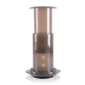 Cafeteira em Acrílico tipo Aeropress® Preto