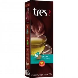 Cápsulas de Chá de Erva Doce 3 Corações - 10 un