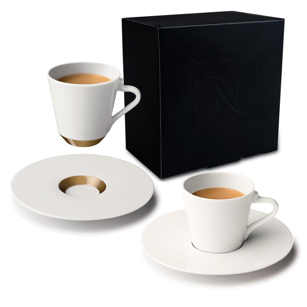 Xícara + Pires Nespresso 40ml