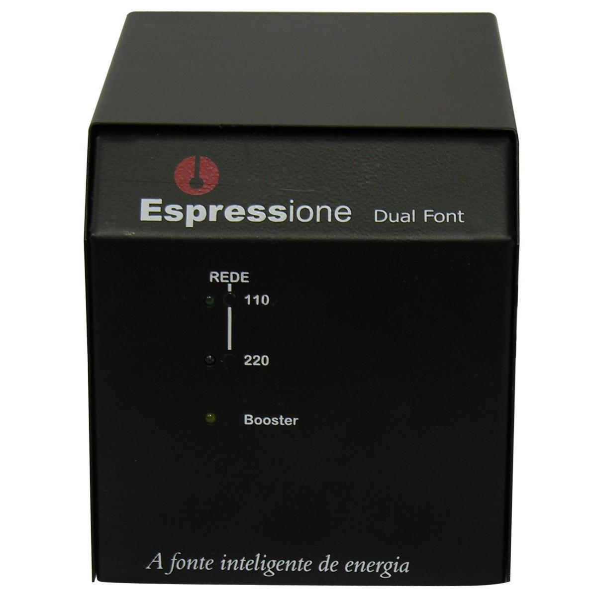 DUAL FONT Espressione 1500w Saida 220V