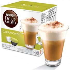Cápsula Nescafé Dolce Gusto Cappuccino 16 Cápsulas - Nestlé